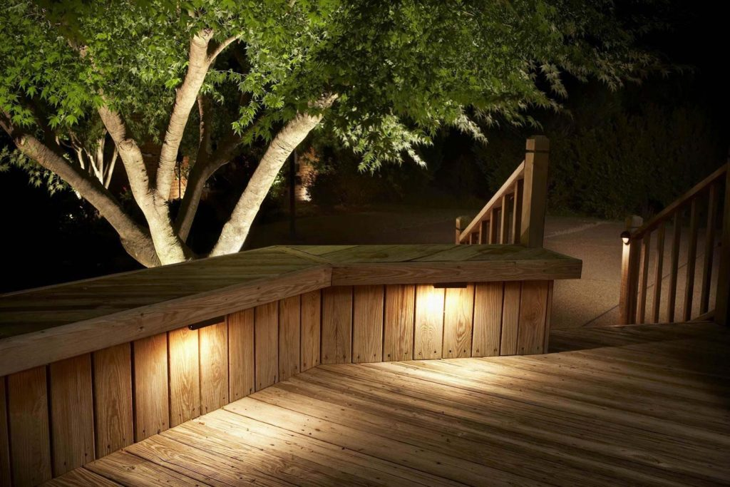 Deck Amp Patio Lighting Experts Light Up Nashville