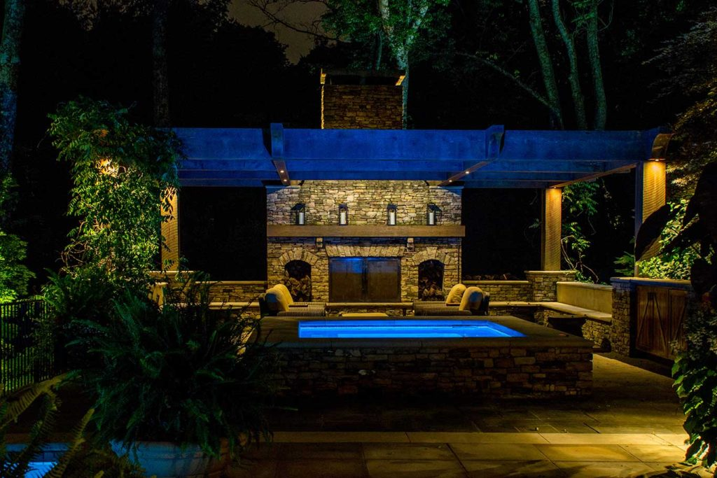 Professional Lighting Decks, Pergolas U0026 More