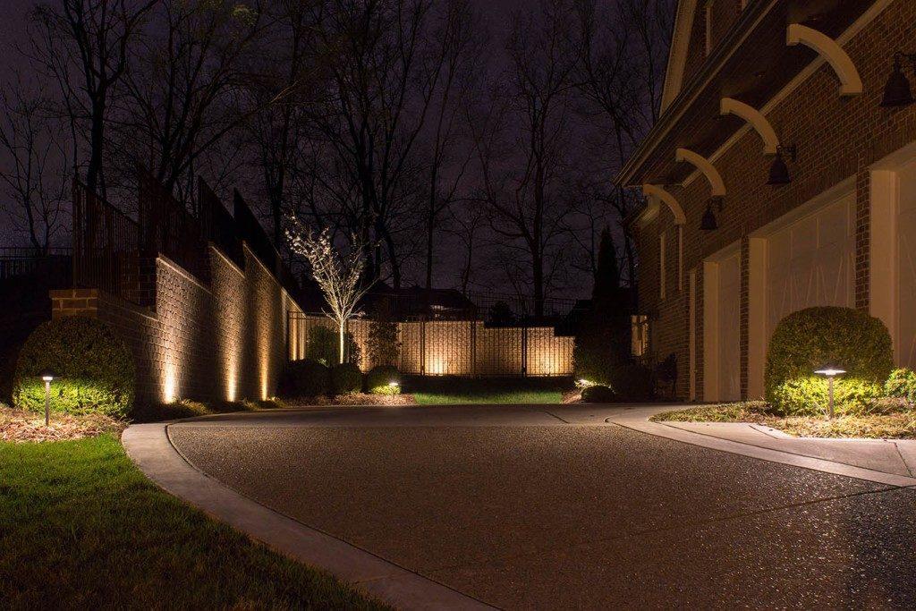 Exterior security lighting light up nashville for Exterior security lighting