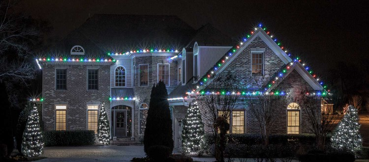 Led Christmas Lights Outdoor.Christmas Decor Is Our Specialty Light Up Nashville
