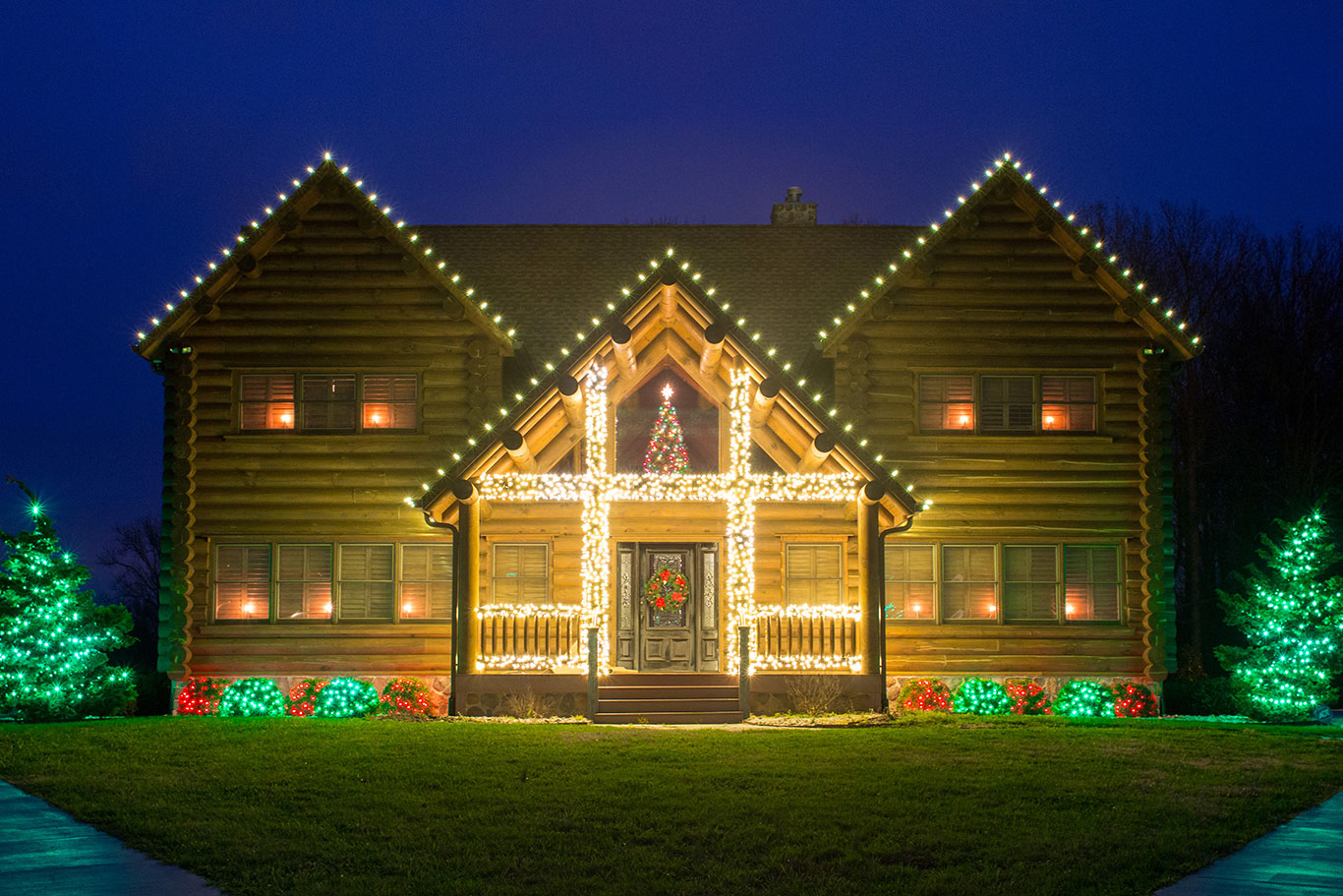Low Voltage Outdoor Christmas Lights