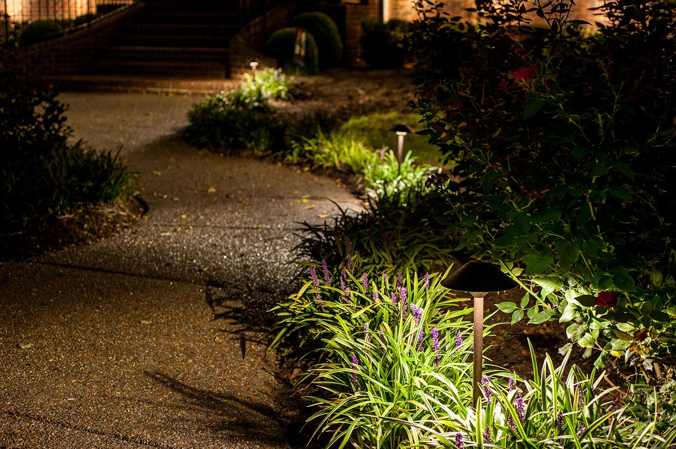low voltage path lighting