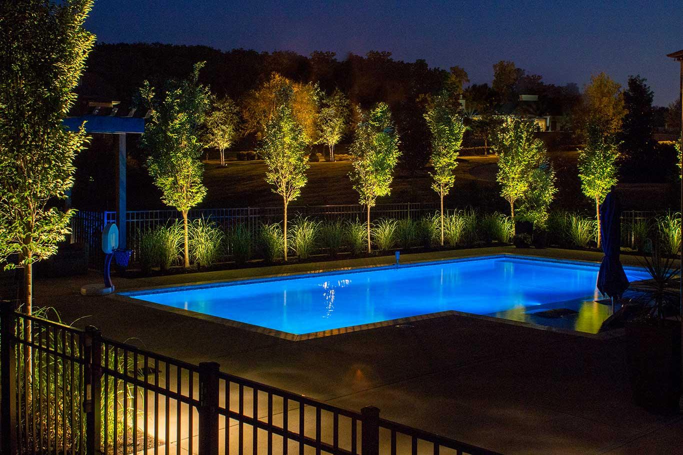 outdoor lighting in nashville tn light up nashville. Black Bedroom Furniture Sets. Home Design Ideas