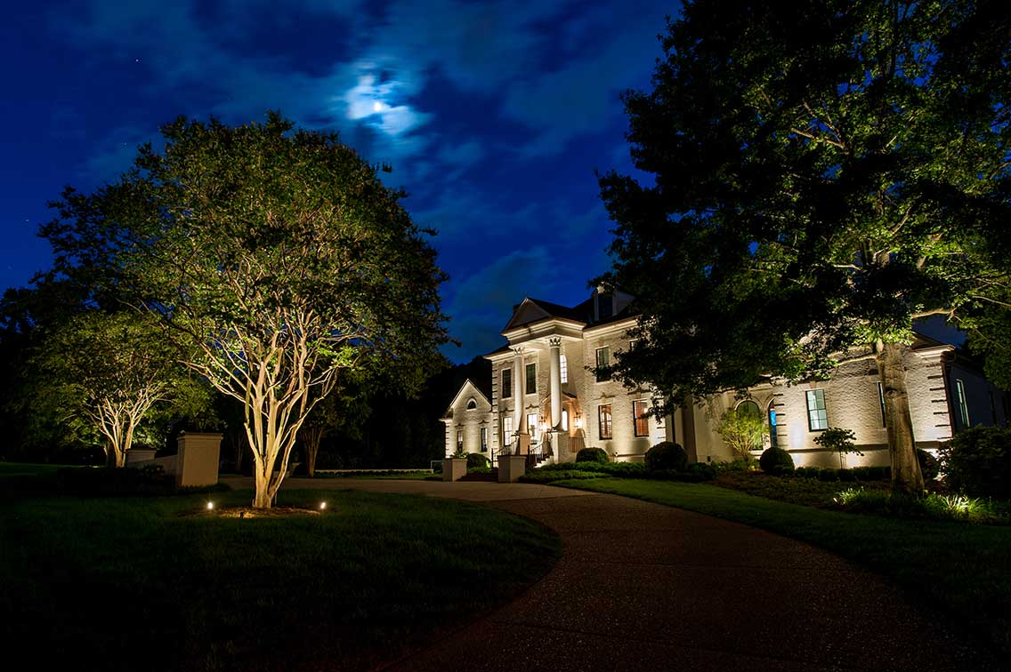 metro nashville professional outdoor lighting company