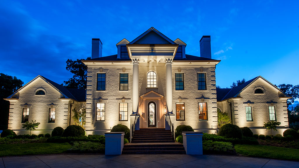 Architectural Lighting Light Up Nashville