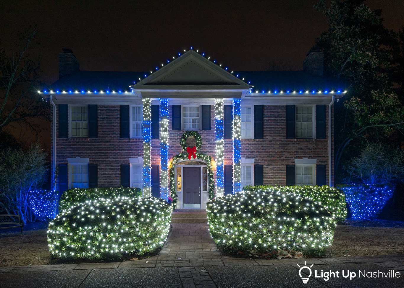 holiday lighting portfolio light up nashville