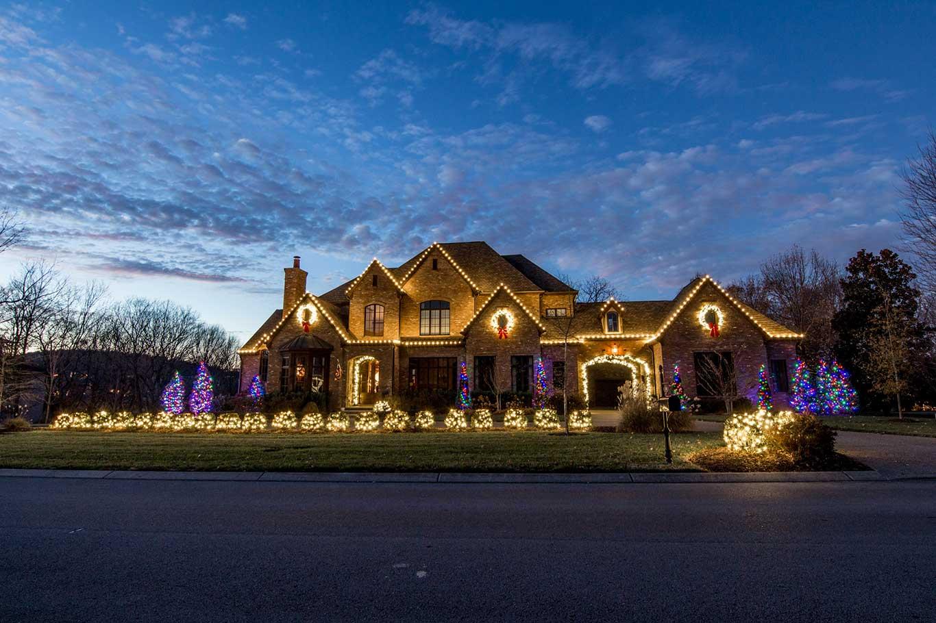 Franklin Outdoor Lighting Company Light Up Nashville