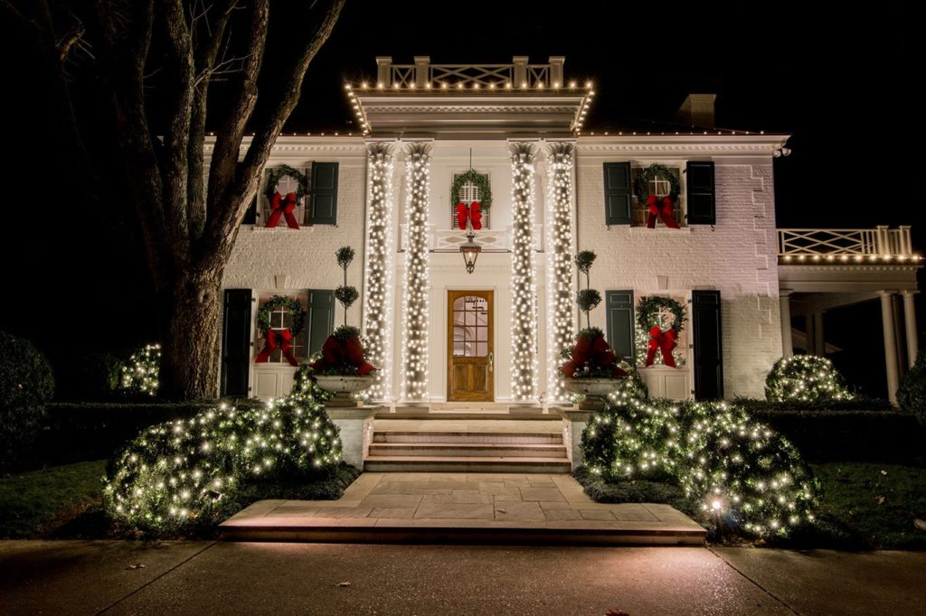 belle meade holiday lighting & christmas light servic