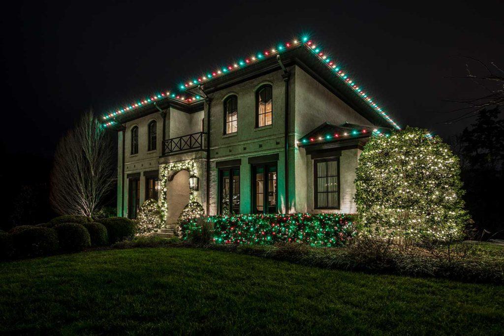 Holiday Lighting Portfolio Light Up Nashville