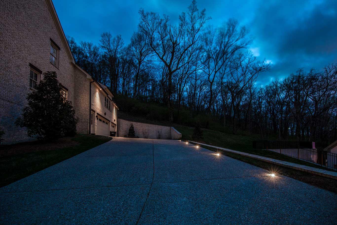 Permanent Lighting Portfolio Light Up Nashville
