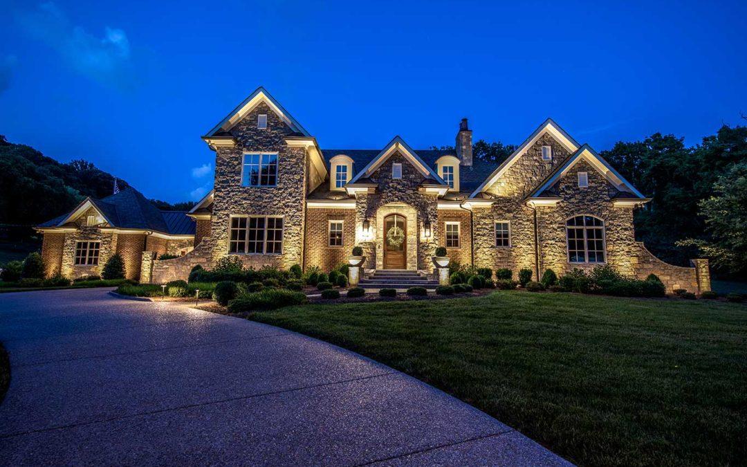 Home Lighting by Light Up Nashville