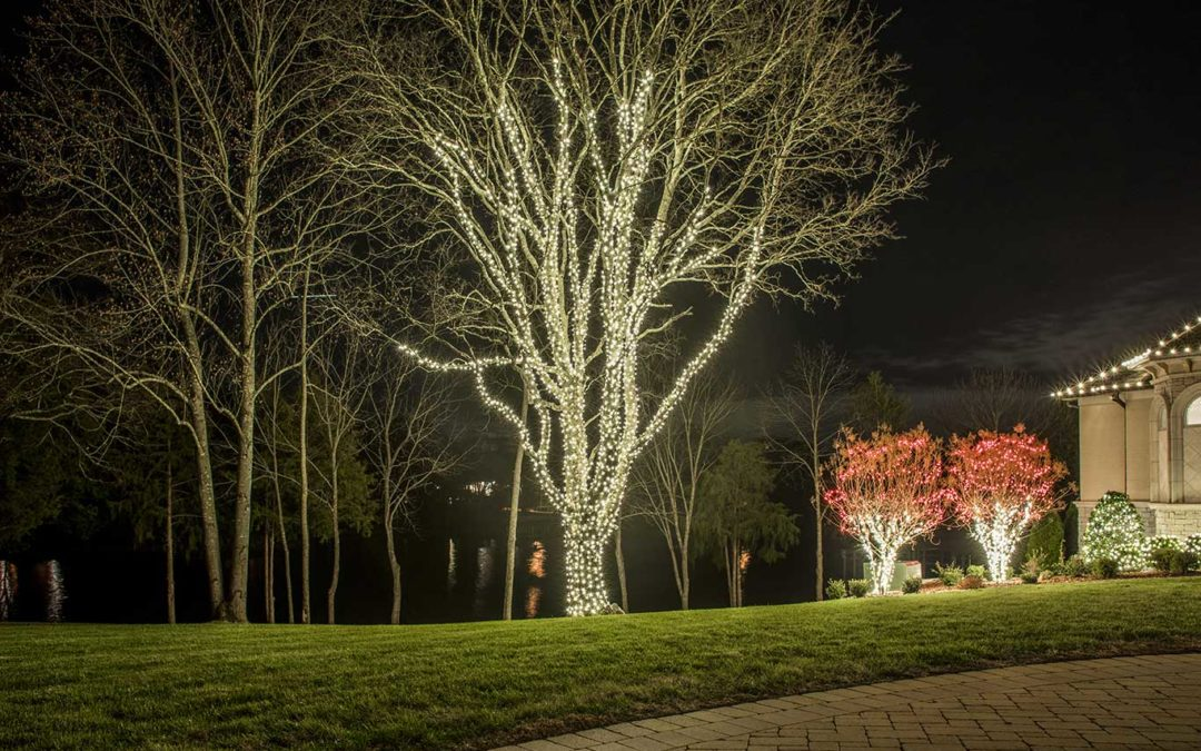 Residential Holiday Lighting Nashville