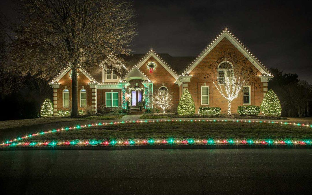 Holiday Lighting Nashville 3