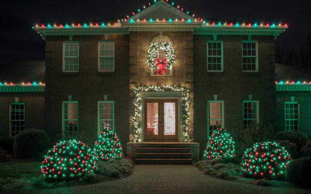 Holiday Lighting Nashville 2
