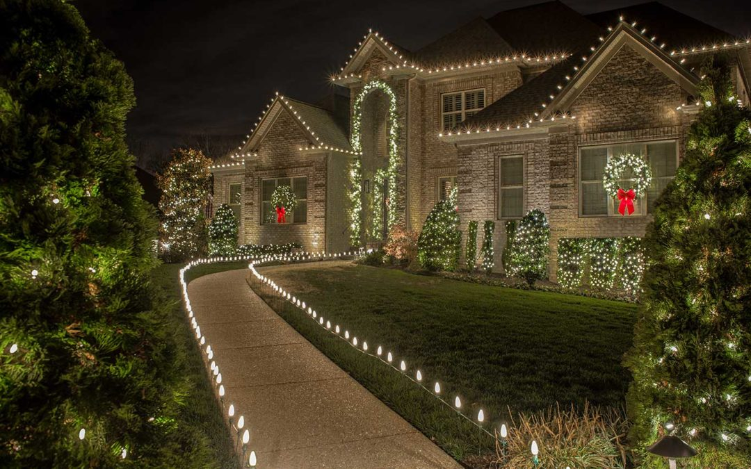 Holiday Lighting Nashville