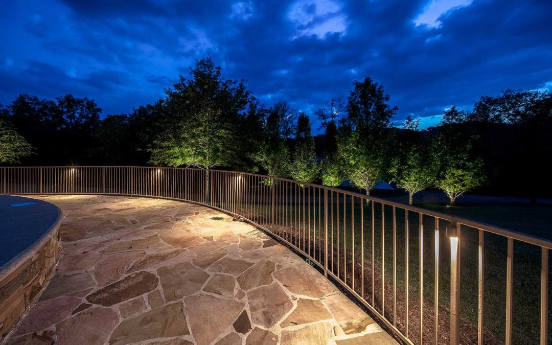 Pool Perimeter Lighting