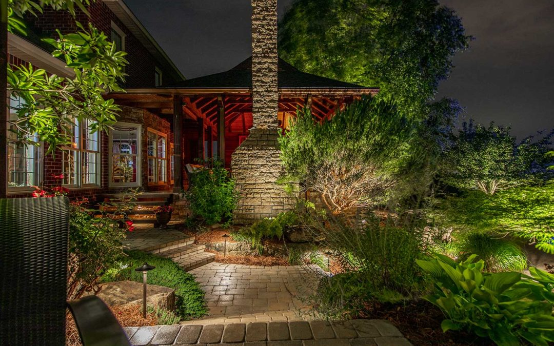 Best Backyard Landscape Lighting