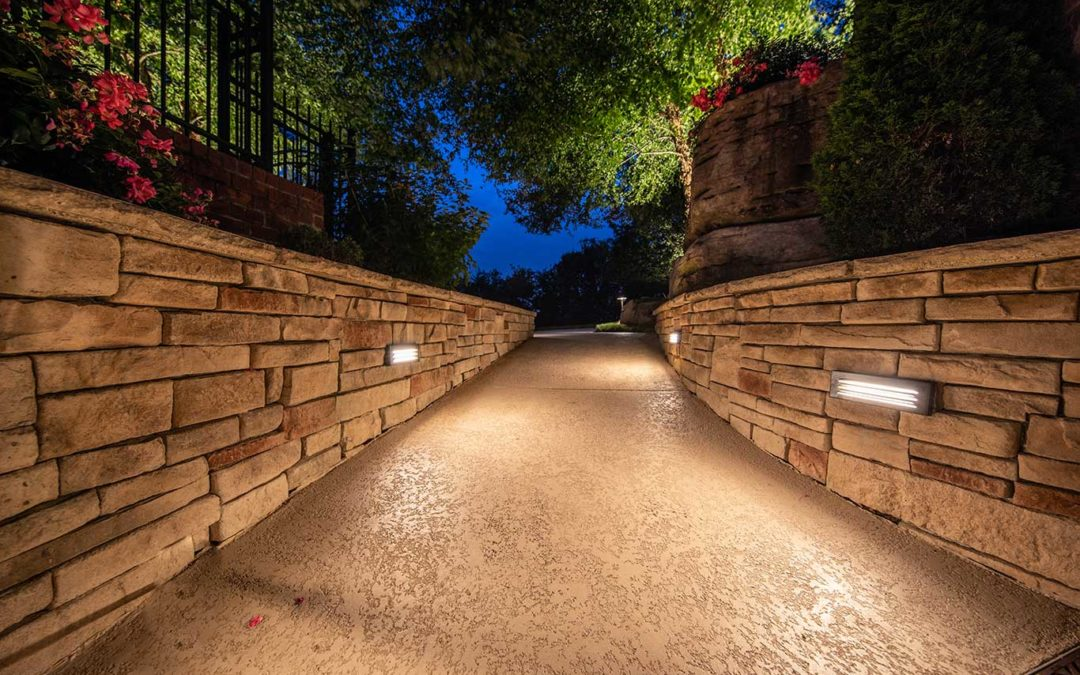 Walkway Lighting for Safety