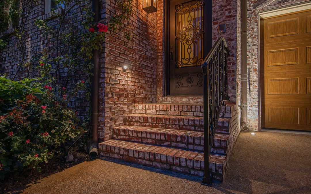 Wall Mounted Step Light